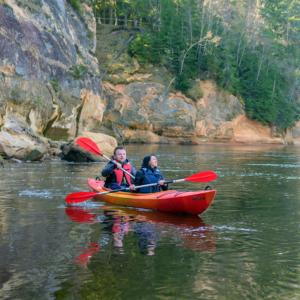 boat trips and rental zagarkalns